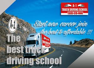 The Best Truck Driving School Photo