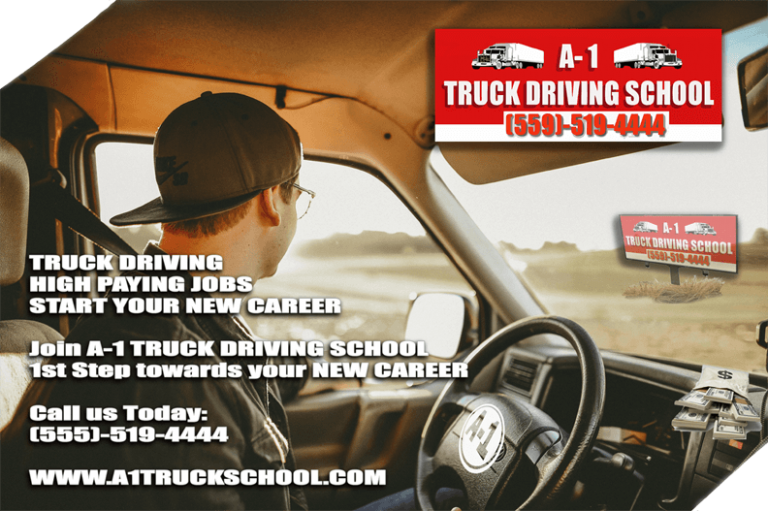 CDL TRUCK SCHOOL CALIFORNIA
