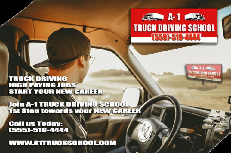 CDL TRUCK SCHOOL CALIFORNIA