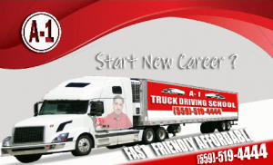 Start New CDL Career