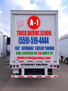 A1 Truck School CDL Training