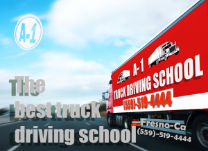 Best Truck Driving School Banner
